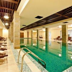 Отель SG Astera Bansko Hotel & Spa Болгария, Банско - 1 отзыв об отеле, цены и фото номеров - забронировать отель SG Astera Bansko Hotel & Spa онлайн бассейн фото 3