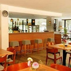 Hotel Julius Payer Стельвио гостиничный бар