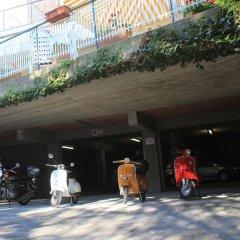 Park Hotel Кьянчиано Терме парковка