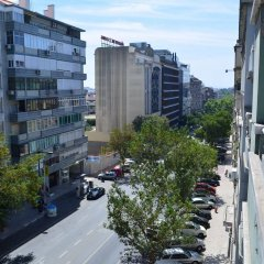 Отель 71 Castilho Guest House Португалия, Лиссабон - отзывы, цены и фото номеров - забронировать отель 71 Castilho Guest House онлайн балкон