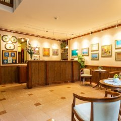Hotel Villa Boyana гостиничный бар