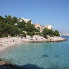 Hotel Bon Sol пляж