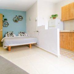 Pinsker St. Studios - by Comfort Zone TLV Израиль, Тель-Авив - отзывы, цены и фото номеров - забронировать отель Pinsker St. Studios - by Comfort Zone TLV онлайн комната для гостей фото 3
