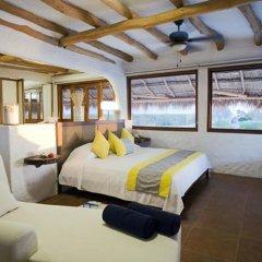 Отель Las Nubes de Holbox комната для гостей фото 2