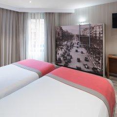 Отель Catalonia Barcelona 505 Испания, Барселона - 8 отзывов об отеле, цены и фото номеров - забронировать отель Catalonia Barcelona 505 онлайн комната для гостей фото 3