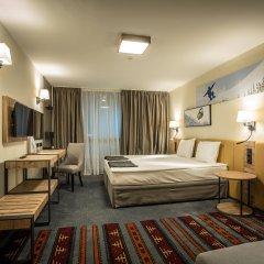 Rila Hotel Borovets комната для гостей