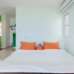 Отель Fu Suvarnabhumi Бангкок комната для гостей фото 2