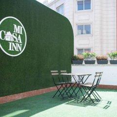 Отель Mi Casa Inn Plaza Espana - Adults Only Мадрид питание