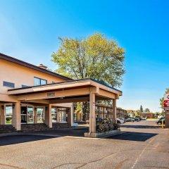 Отель Best Western Plus Ottawa/Kanata Hotel and Conference Centre Канада, Оттава - отзывы, цены и фото номеров - забронировать отель Best Western Plus Ottawa/Kanata Hotel and Conference Centre онлайн вид на фасад