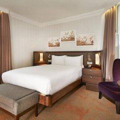 Отель Hilton London Hyde Park комната для гостей