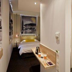 Отель Letomotel Munchen City Nord Мюнхен комната для гостей