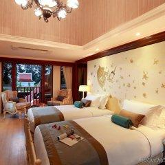 Отель Maikhao Dream Villa Resort and Spa, Centara Boutique Collection Таиланд, пляж Май Кхао - отзывы, цены и фото номеров - забронировать отель Maikhao Dream Villa Resort and Spa, Centara Boutique Collection онлайн комната для гостей фото 5
