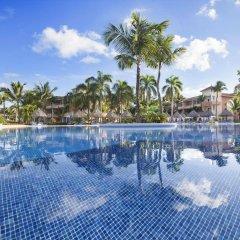Отель Grand Bahia Principe Punta Cana - All Inclusive Доминикана, Пунта Кана - отзывы, цены и фото номеров - забронировать отель Grand Bahia Principe Punta Cana - All Inclusive онлайн бассейн фото 2