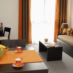 Отель Nemea Appart'Hotel Toulouse Saint-Martin Франция, Тулуза - отзывы, цены и фото номеров - забронировать отель Nemea Appart'Hotel Toulouse Saint-Martin онлайн комната для гостей фото 4