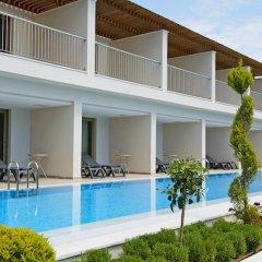 Отель Barut Hemera балкон