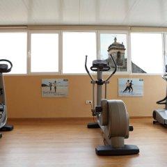 Отель Maciá Alfaros фитнесс-зал фото 3