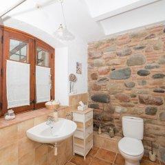 Отель Mas Can Calet Aparthotel ванная