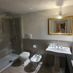 Отель Delsi Suites Pantheon Италия, Рим - отзывы, цены и фото номеров - забронировать отель Delsi Suites Pantheon онлайн ванная фото 2