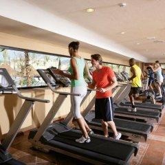 Отель Riu Santa Fe All Inclusive фитнесс-зал фото 2