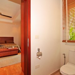 Отель Pattaya Sunset Villa 4 Bedroom Sleeps 8 ванная