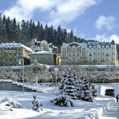 Отель Sant Georg Garni Чехия, Марианске-Лазне - отзывы, цены и фото номеров - забронировать отель Sant Georg Garni онлайн