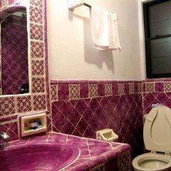 Отель Casa Margaritas Мексика, Креэль - 1 отзыв об отеле, цены и фото номеров - забронировать отель Casa Margaritas онлайн ванная