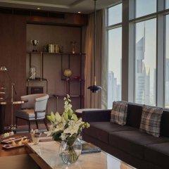 Отель Waldorf Astoria Dubai International Financial Centre комната для гостей фото 5