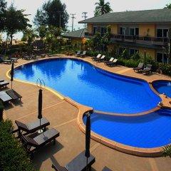 Отель Bacchus Home Resort бассейн фото 3