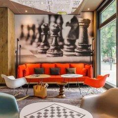 Отель Ibis Hamburg City Германия, Гамбург - 2 отзыва об отеле, цены и фото номеров - забронировать отель Ibis Hamburg City онлайн интерьер отеля фото 3