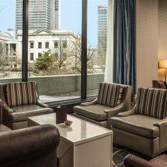 Отель Sheraton Hotel Columbus Capitol Square США, Колумбус - отзывы, цены и фото номеров - забронировать отель Sheraton Hotel Columbus Capitol Square онлайн балкон