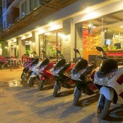 Отель PJ Patong Resortel парковка