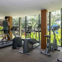 Отель Novotel Phuket Surin Beach Resort фитнесс-зал