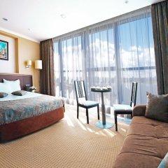 Гостиница Ривьера комната для гостей фото 12