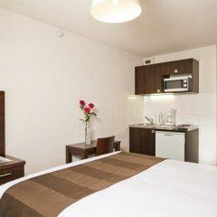 Отель Séjours et Affaires Paris Malakoff Франция, Малакофф - 4 отзыва об отеле, цены и фото номеров - забронировать отель Séjours et Affaires Paris Malakoff онлайн удобства в номере фото 2
