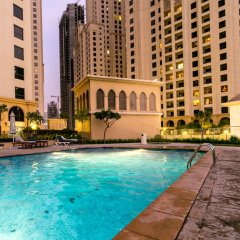 Отель One Perfect Stay - Murjan 2 бассейн фото 3