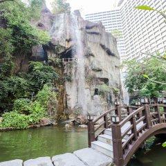 LN Garden Hotel Guangzhou Гуанчжоу приотельная территория фото 2