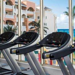 Отель Iberostar Rose Hall Suites All Inclusive фитнесс-зал