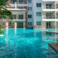 Отель Paradise Park Jomtien By Grandisvillas Паттайя бассейн фото 2