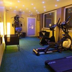 National Hotel Римини фитнесс-зал фото 4