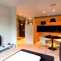 SANA Berlin Hotel 4* Апартаменты с различными типами кроватей