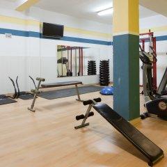 Отель Daniya Alicante фитнесс-зал
