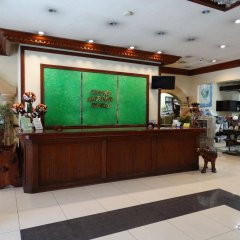 Отель Rosas Garden Hotel Филиппины, Манила - отзывы, цены и фото номеров - забронировать отель Rosas Garden Hotel онлайн интерьер отеля фото 2