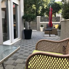Отель Holiday Home Aspalathos балкон