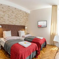 Апартаменты P And O Apartments Lipowa Варшава комната для гостей фото 5