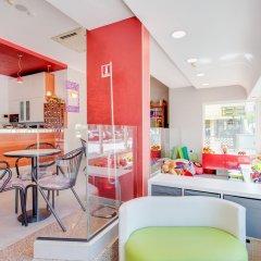 Hotel Sandra Гаттео-а-Маре гостиничный бар