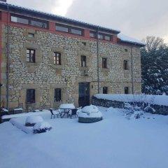 Hotel Rural Molino de Luna парковка