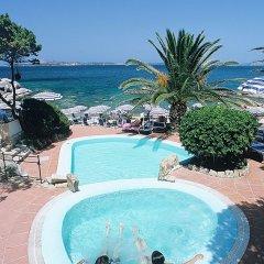 Отель Grand Hotel Smeraldo Beach Италия, Байя-Сардиния - 1 отзыв об отеле, цены и фото номеров - забронировать отель Grand Hotel Smeraldo Beach онлайн детские мероприятия фото 2