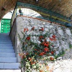 Отель Villa Conca Smeraldo Конка деи Марини вид на фасад