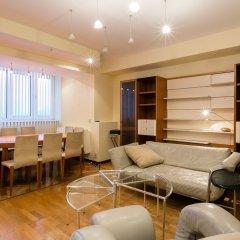 Апартаменты MaxRealty24 Slavyanskiy Bulvar комната для гостей фото 4
