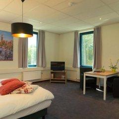 Отель Amsterdam Teleport Hotel Нидерланды, Амстердам - 5 отзывов об отеле, цены и фото номеров - забронировать отель Amsterdam Teleport Hotel онлайн комната для гостей фото 5